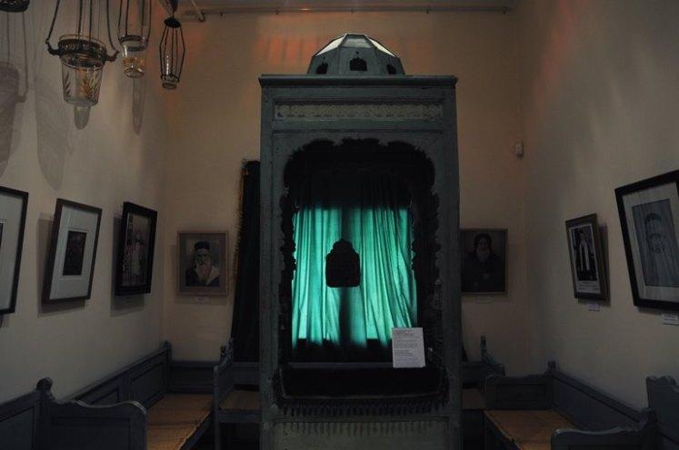 In Casablanca Jewish Museum